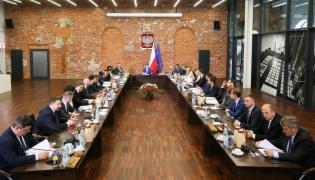 Wyjazdowe posiedzenie rządu w Łodzi