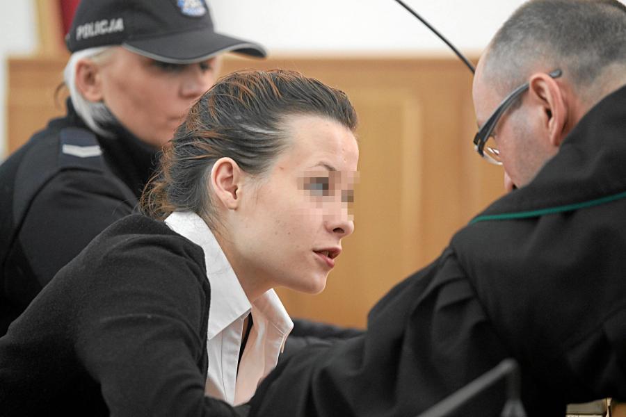 Katarzyna W. przed sądem