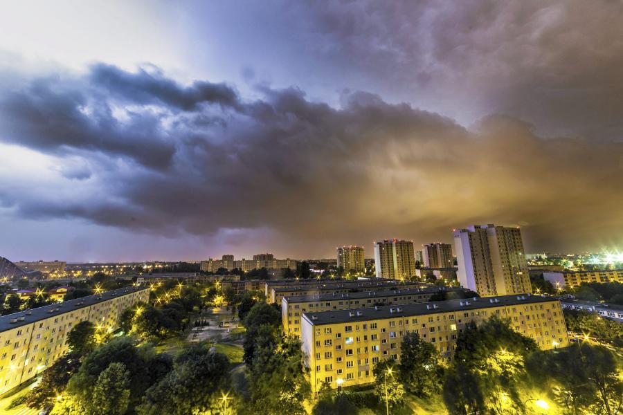 Burza nad Poznaniem