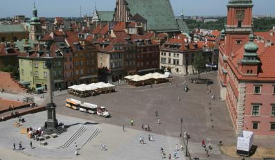 Warszawska Starówka zniknie z listy UNESCO?