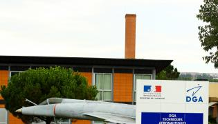 Budynek Dyrekcji Generalnej Uzbrojenia Technicznego Lotnictwa w Tuluzie