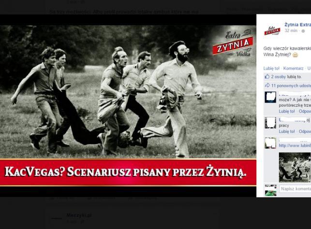 Screen z profilu Extra Żytnia