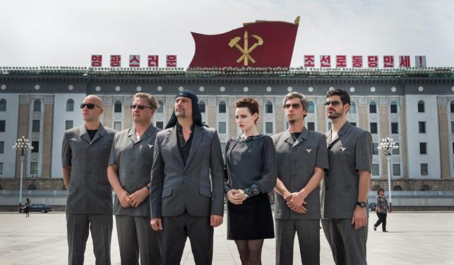 Artyści z wizytą u Kima. Laibach w stolicy Korei Północnej