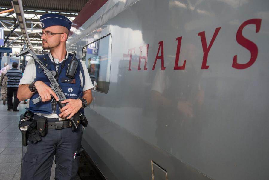 Pociąg Thalys