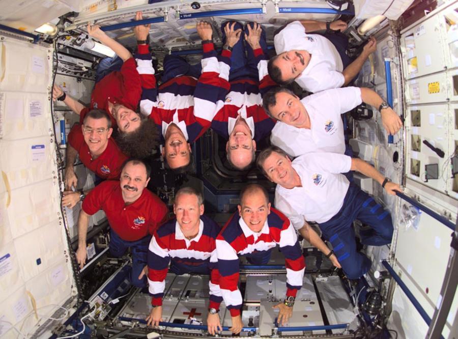 Zobacz niesamowite zdjęcia ze stacji kosmicznej