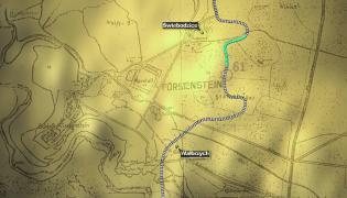 Gdzie może znajdować się złoty pociąg?