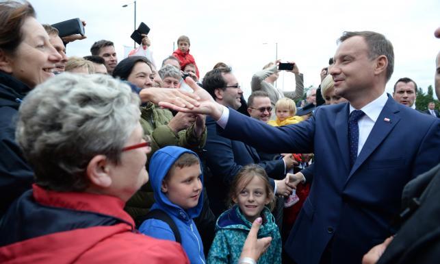 Prezydent Duda do Polaków w Londynie: Nie mam odwagi powiedzieć: wracajcie. Nie widzę zmian