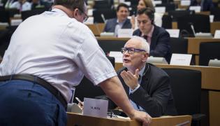 Michał Boni w europarlamencie