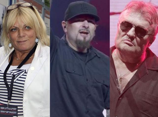 Dorota Stalińska, Liroy, Krzysztof Cugowski
