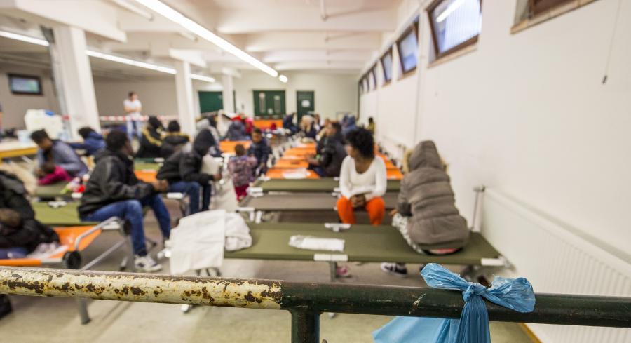 Ośrodek dla imigrantów