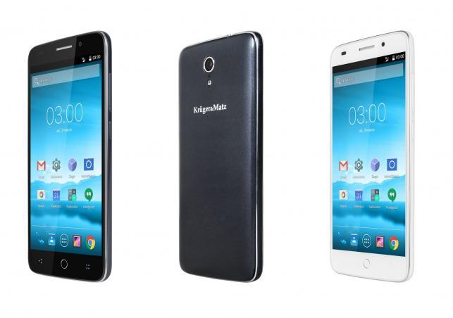 Smartfon LIVE 3, Kruger and Matz