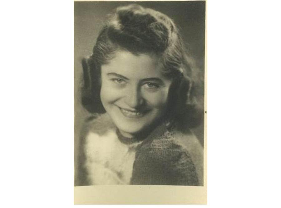 Barbara Sekulska, jedna z bohaterek książki \