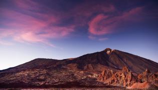 Wyprawa na Księżyc? - Wulkand Teide