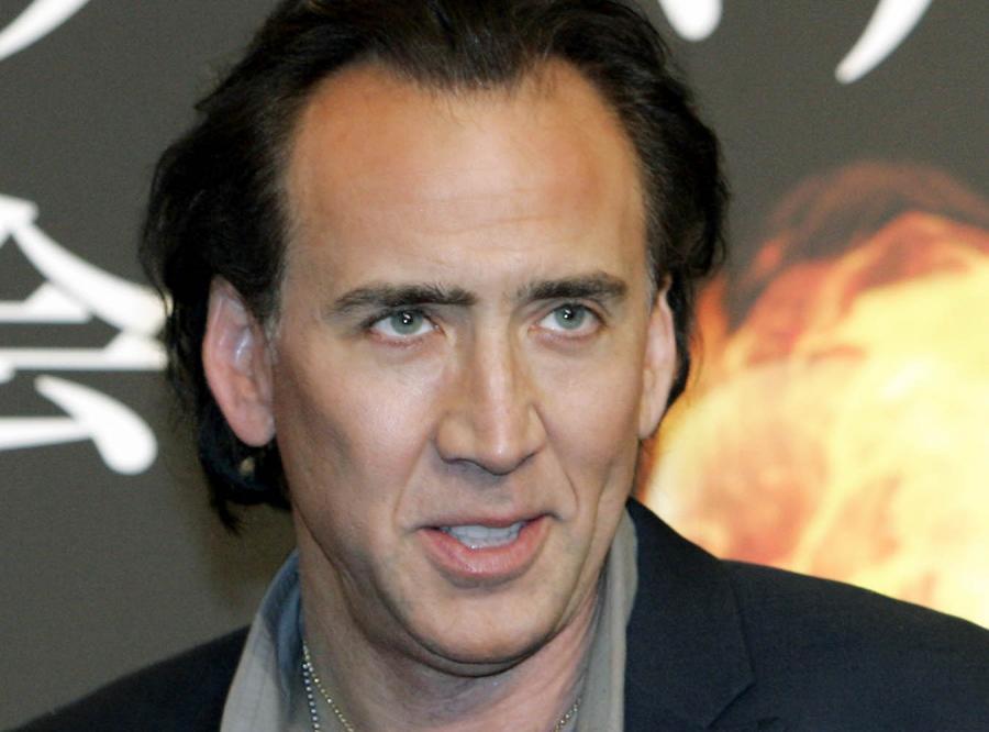 Nicolas Cage w piątkowej KULTURZE