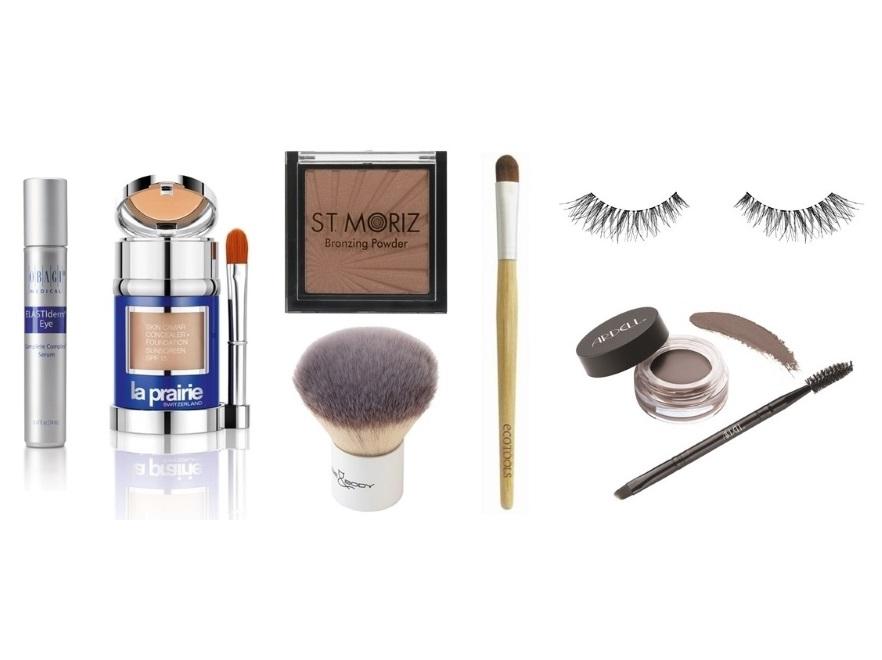 Kosmetyki do wykonania makijażu smoky eyes