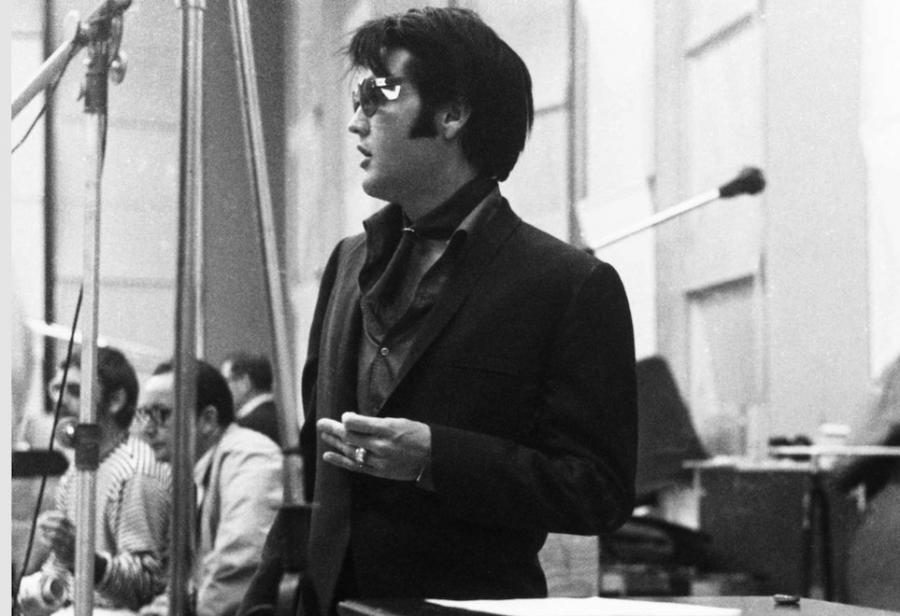 Posłuchaj Elvisa Presleya z orkiestrą