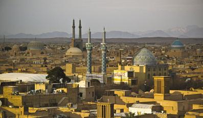 Iran ma cztery kolory