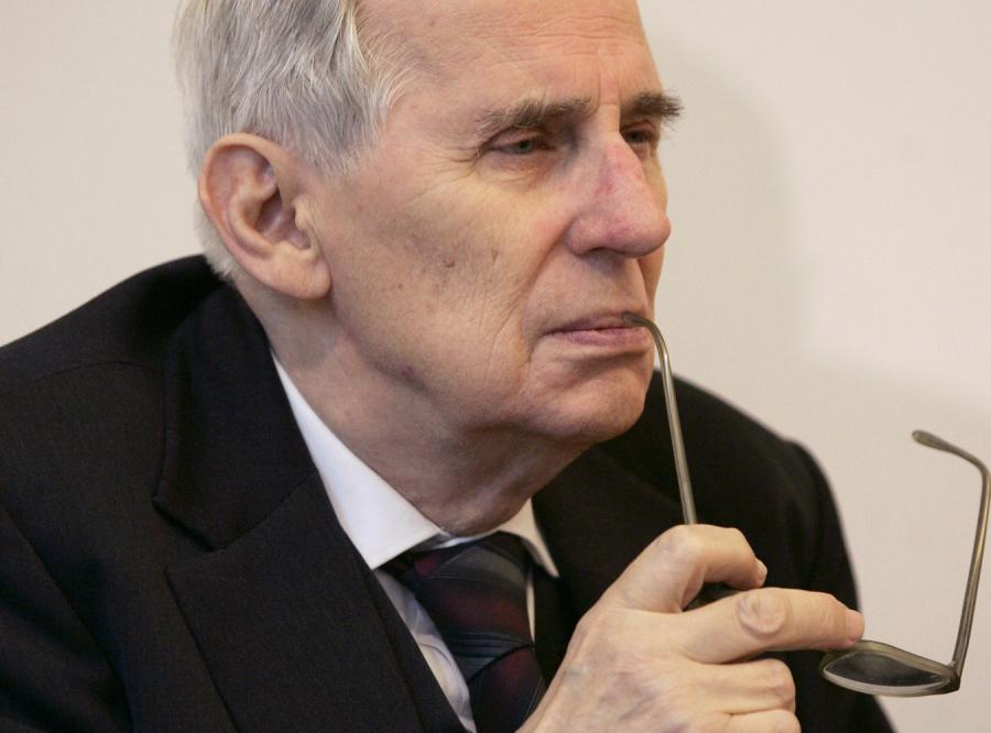 Chrzanowski: Dmowski to krytyk megalomanii