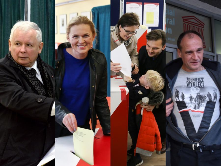 Politycy oddali swój głos