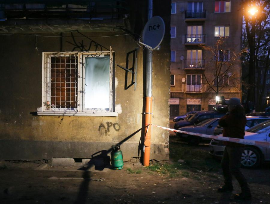 Zbrodnia na warszawskiej Pradze