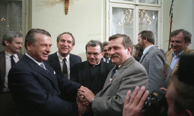 Jak wybielał się Czesław Kiszczak? \
