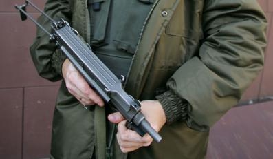 Służby specjalne zgubiły ostrą amunicję