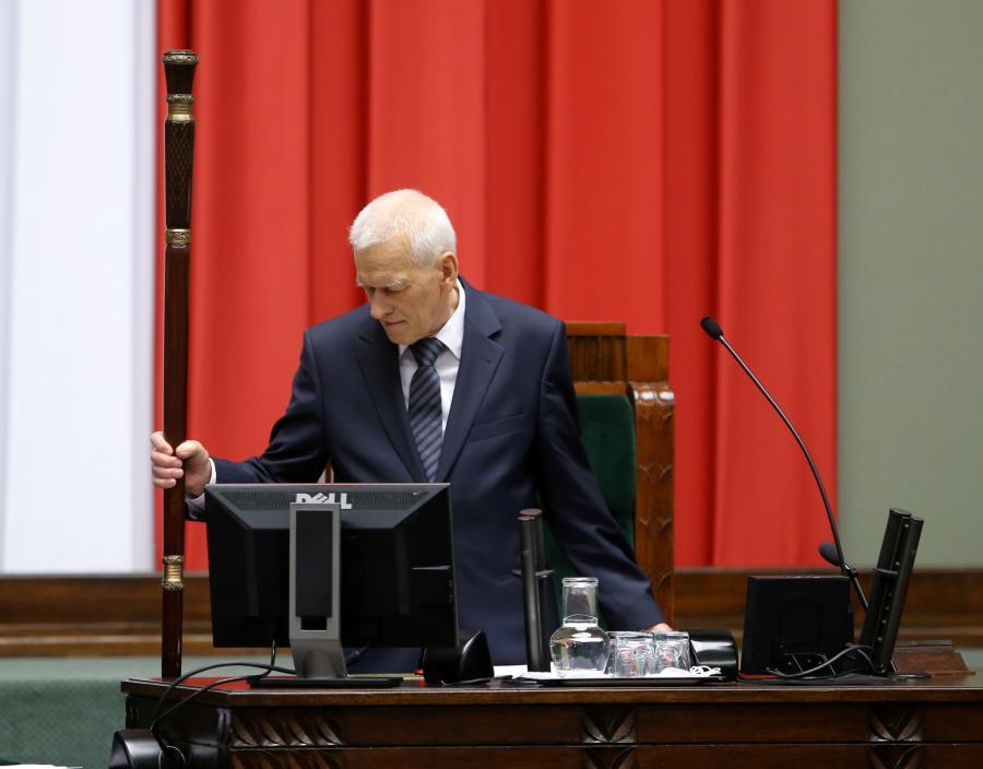 Marszałek Senior, Kornel Morawiecki
