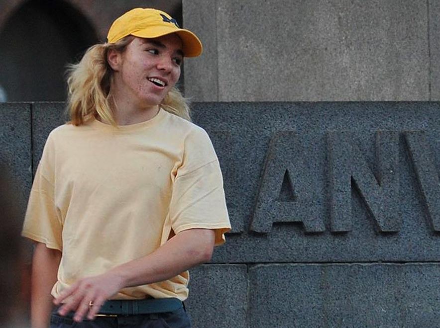 15-letni skater Rocco Ritchie