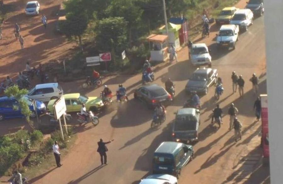 Bamako w Mali, zdjęcie z profilu @Malikahere