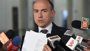 Borys Budka, poseł PO i były minister sprawiedliwości