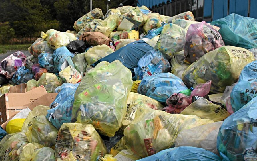 Sortownia odpadów