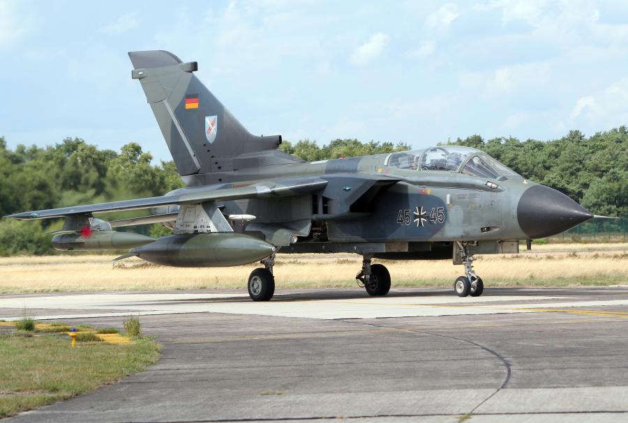 Niemieckie Tornado