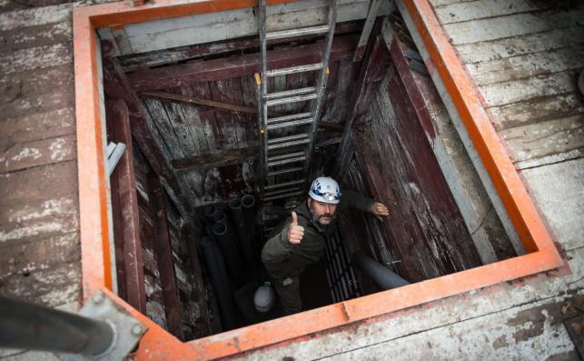 Tajemnicza XVII-wieczna kopalnia srebra odkryta w Srebrnej Górze