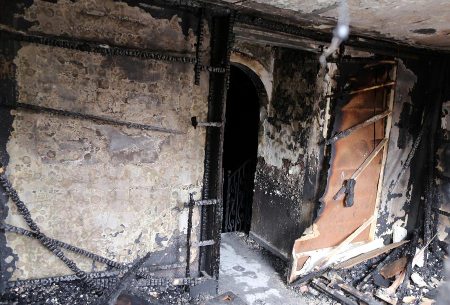 Atak na klub w Kairze
