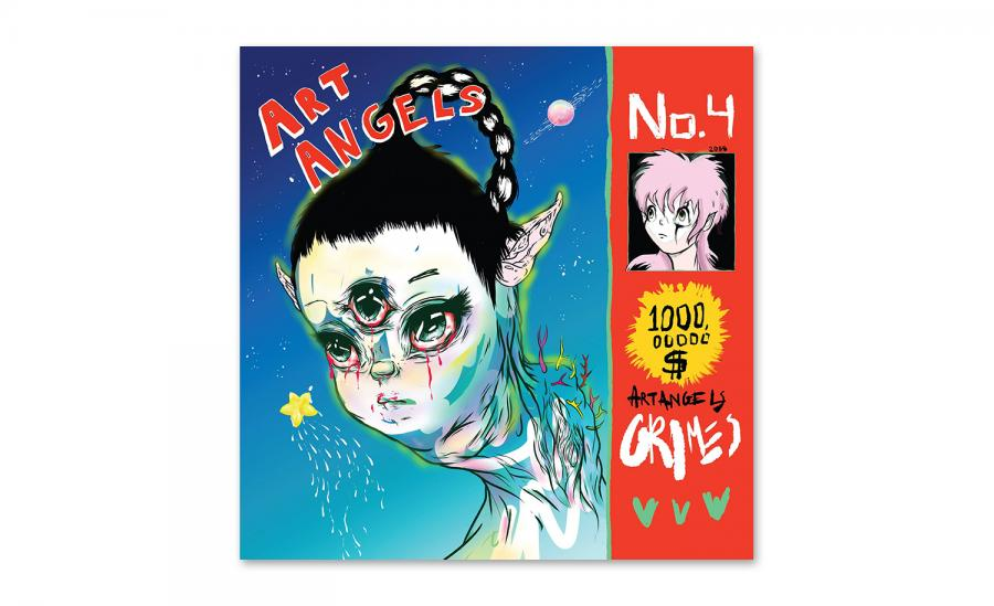 """Art Angels"" – Grimes"