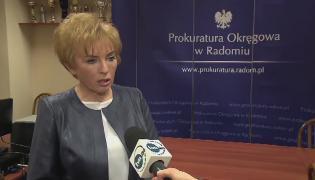 Małgorzata Chrabąszcz, rzeczniczka Prokuratury Okręgowej w Radomiu