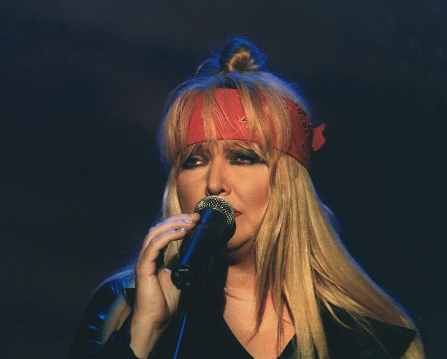 Maryla Rodowicz w 1998 roku