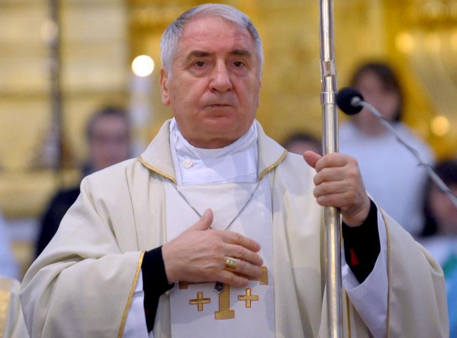 SB zarejestrowała nuncjusza Watykanu