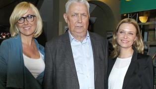 Agata Młynarska, Wojciech Młynarski, Paulina Młynarska
