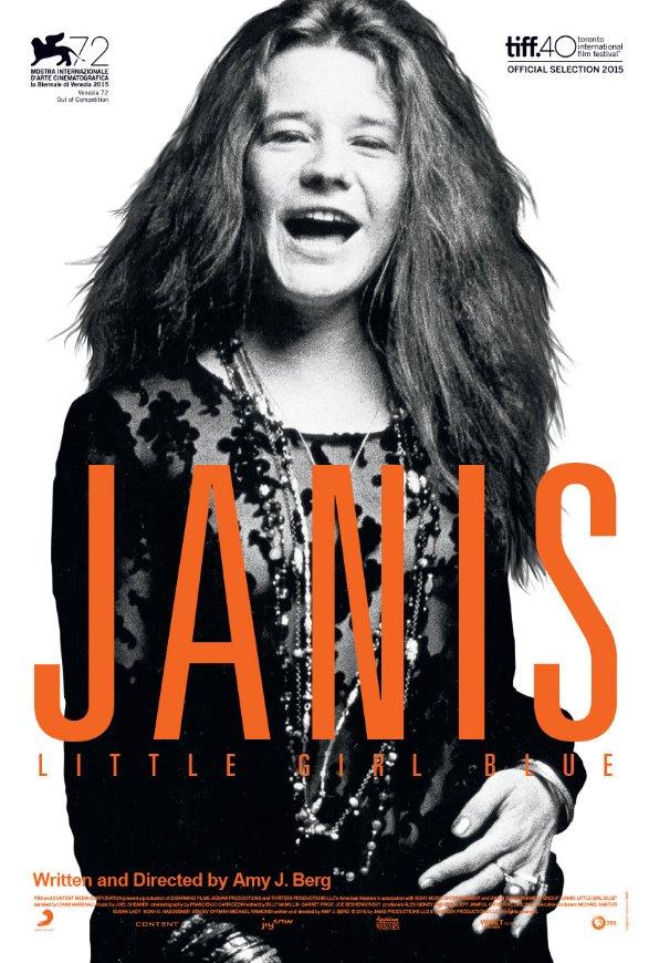 Film o Janis Joplin w styczniu w Multikinie