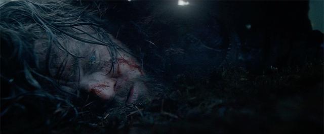 """3. """"Zjawa"""", zdjęcia Emmanuel Lubezki"""