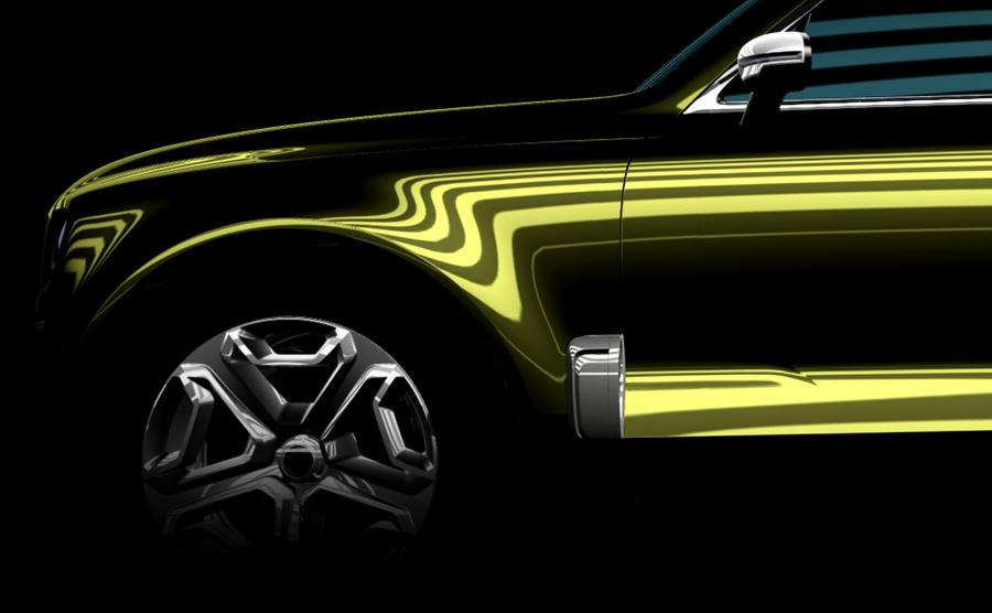 Kia ujawni nowy prototyp SUV-a