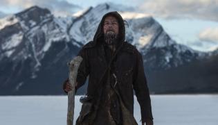 Leonardo DiCaprio rządzi w Ameryce