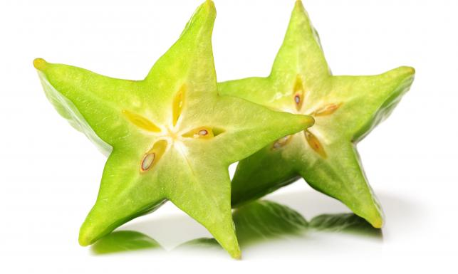 Gwiazda wśród owoców - karambola