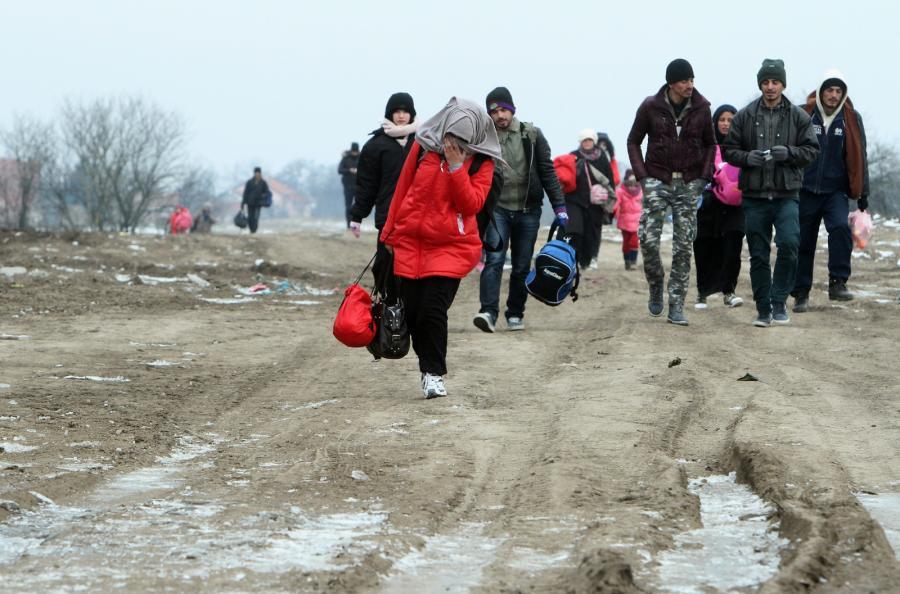Uchodźcy z Syrii, Iraku i Afganistanu