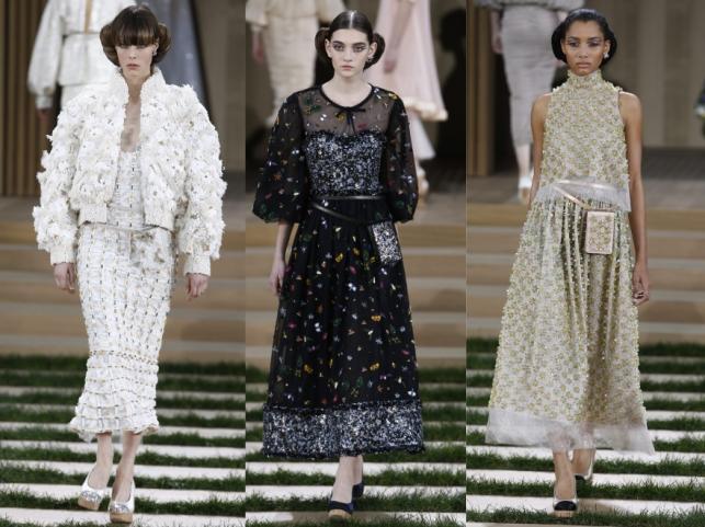Chanel - kolekcja haute couture wiosna/lato 2016