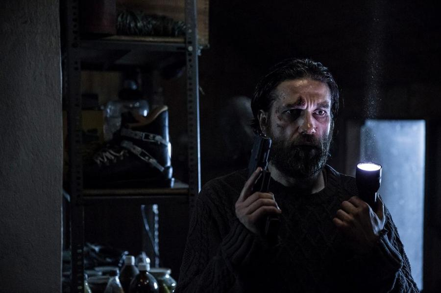"""""""Na granicy"""" – film, dla którego zdziczał Marcin Dorociński"""