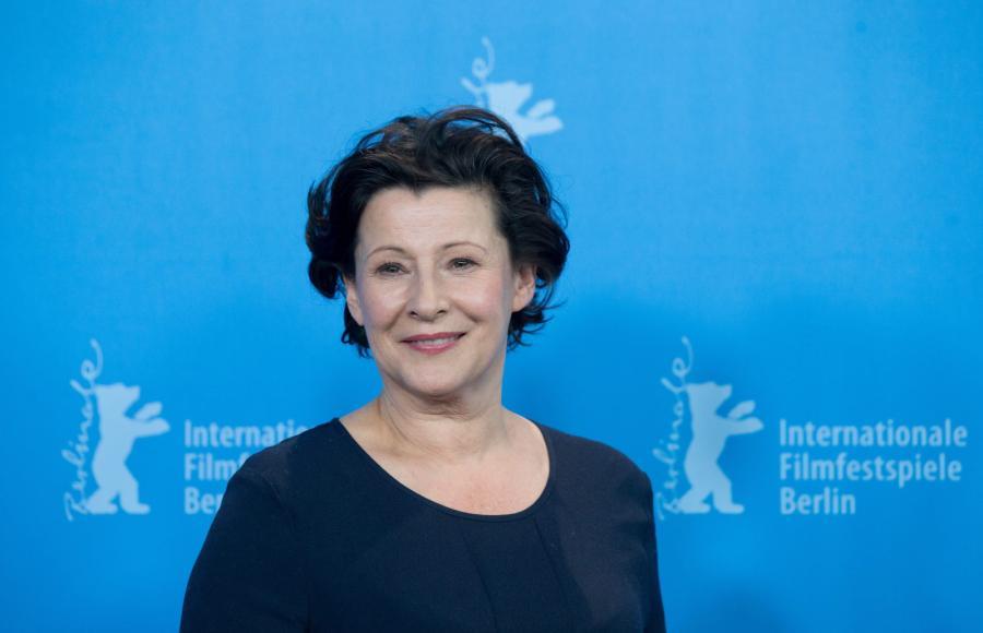 Dorota Kolak na festiwalu filmowym w Berlinie
