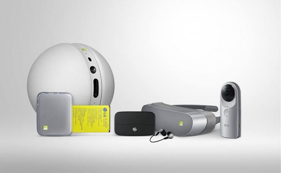 Akcesoria LG G5