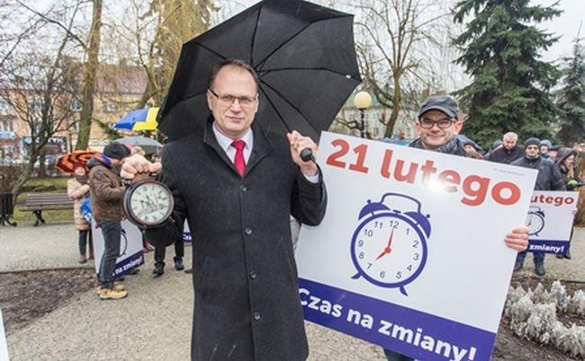Jarosław Ferenc (Fot. Razem dla Radomska)